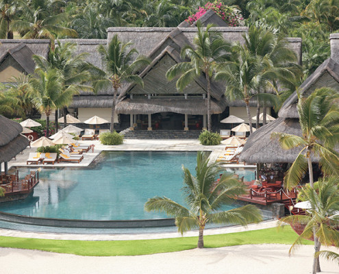 Constance Le Prince Maurice Pool Exterior