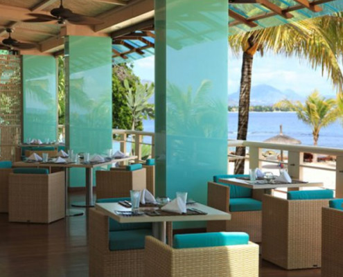 InterContinental Mauritius Resort Restaurant