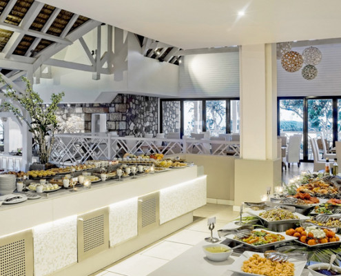 Radisson Blu Azuri Resort & Spa Buffet