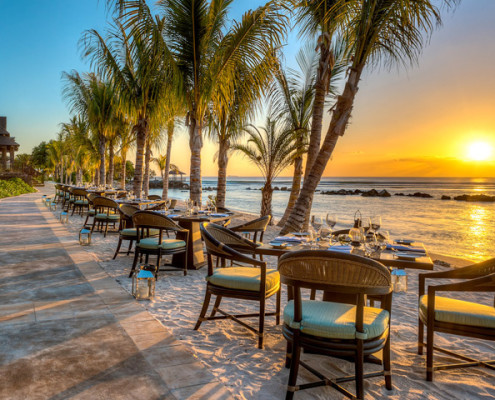 The Westin Turtle Bay Resort & Spa Sunset