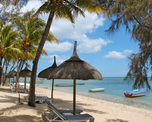 Cocotiers Hotel Beach