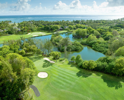 Constance Le Prince Maurice Golf