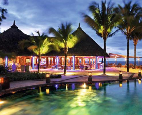 Heritage Awali Golf and Spa Resort At Night