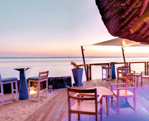Heritage Awali Golf and Spa Resort Beach Patio