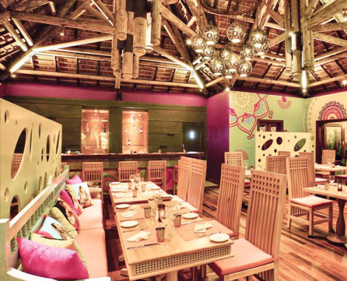 Heritage Awali Golf and Spa Resort Restaurant