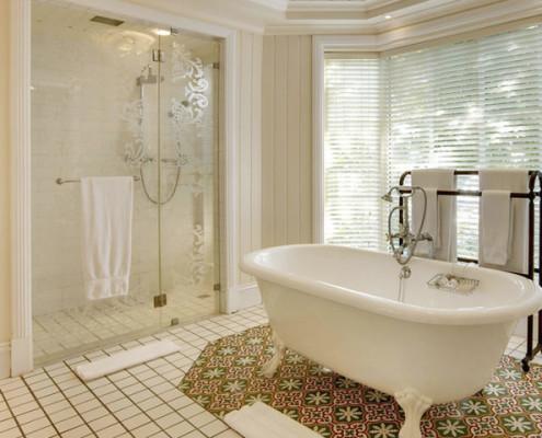 Heritage Le Telfair Golf & Spa Resort Bathroom