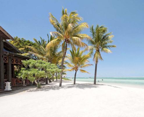 Heritage Le Telfair Golf & Spa Resort Beach