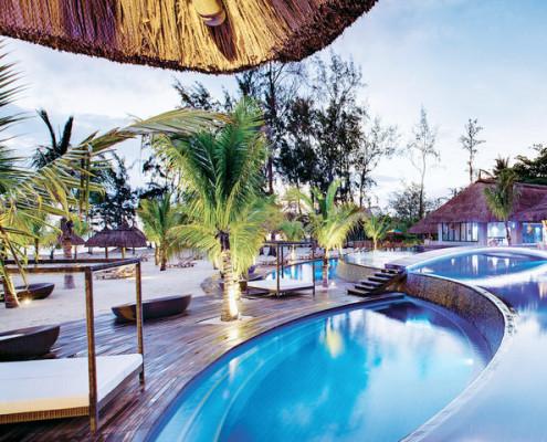 Heritage Le Telfair Golf & Spa Resort Pool