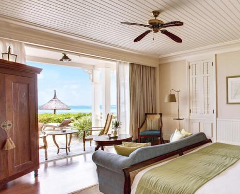 Heritage Le Telfair Golf and Spa Resort Bedroom