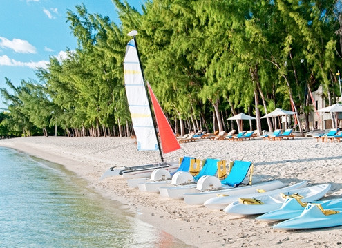 Hilton Mauritius Resort and Spa Beach