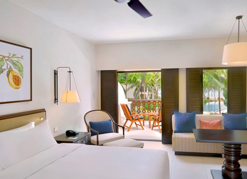 Hilton Mauritius Resort and Spa Bedroom
