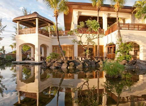 Hilton Mauritius Resort and Spa Exterior