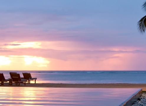 Hilton Mauritius Resort and Spa Sunset