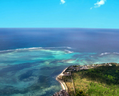 Hotel Riu Creole Aerial