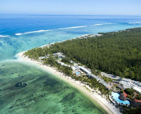 Hotel Riu Creole Flyover