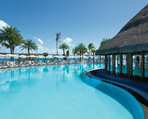 Hotel Riu Creole Swimming Pool