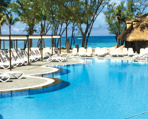 Hotel Riu Le Morne Pool