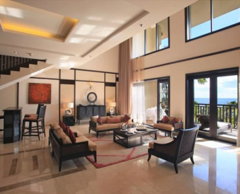 InterContinental Mauritius Resort Lounge