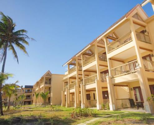 Jalsa Beach Resort and Spa Balcony
