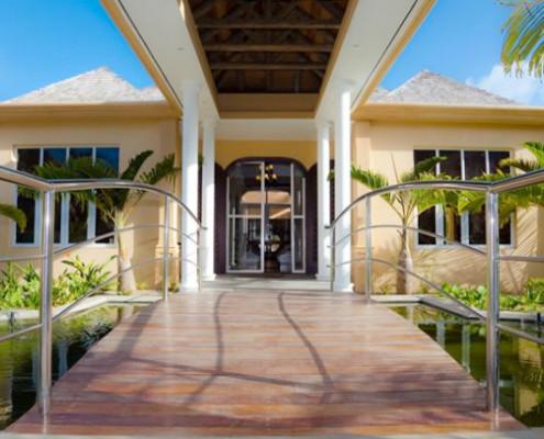 Jalsa Beach Resort and Spa Entrance