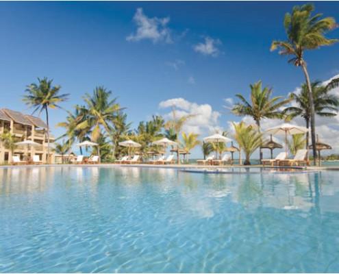 Jalsa Beach Resort and Spa Pool
