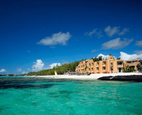 La Palmeraie by Mauritius Boutique Hotel Beach