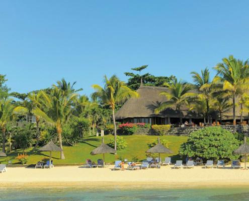 Le Canonnier Hotel Sunbathing