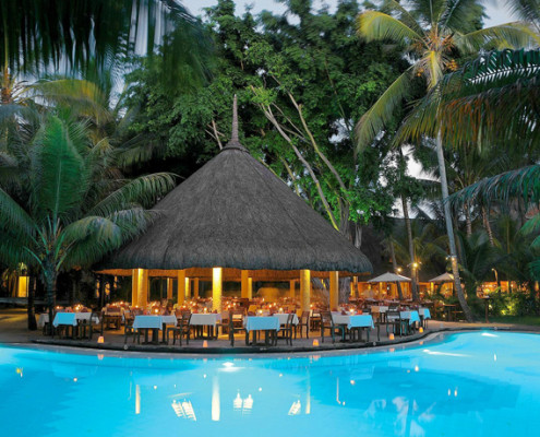 Le Canonnier Hotel Swimming Pool
