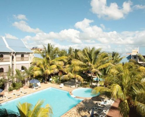 Le Palmiste Resort and Spa Overview