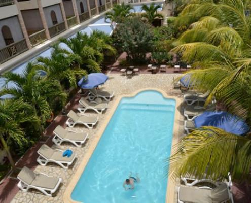 Le Palmiste Resort and Spa Pool