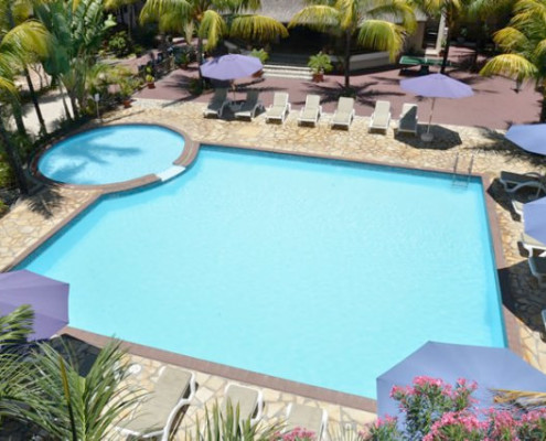 Le Palmiste Resort and Spa Swimming Pool