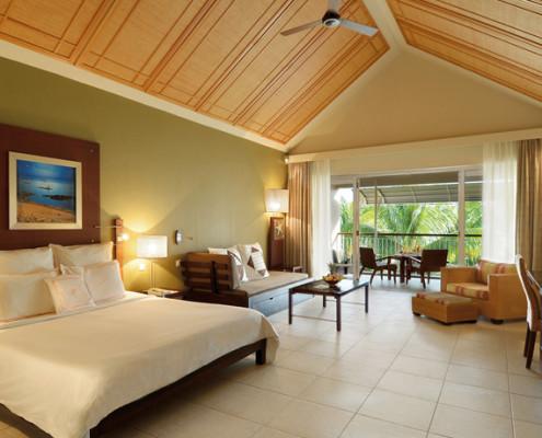Le Victoria Hotel Bedroom
