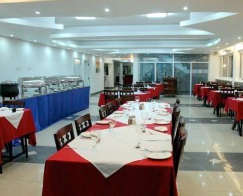 Manisa Hotel Dining