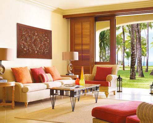 One&Only Le Saint Geran Suite