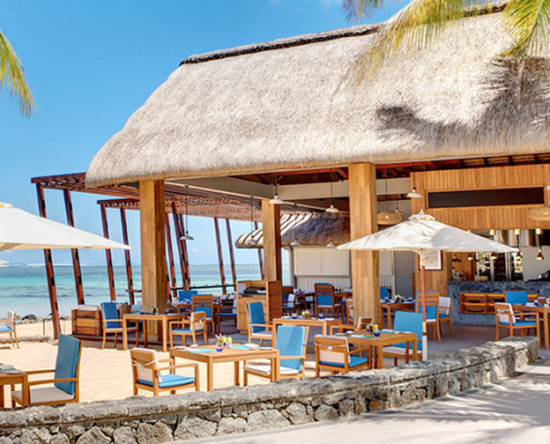 Outrigger Outdoor Restaurant