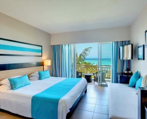 Pearle Beach Resort & Spa Bedroom