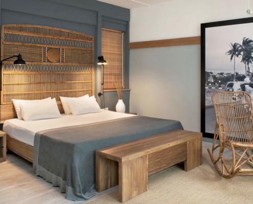 Ravenala Attitude Bedroom