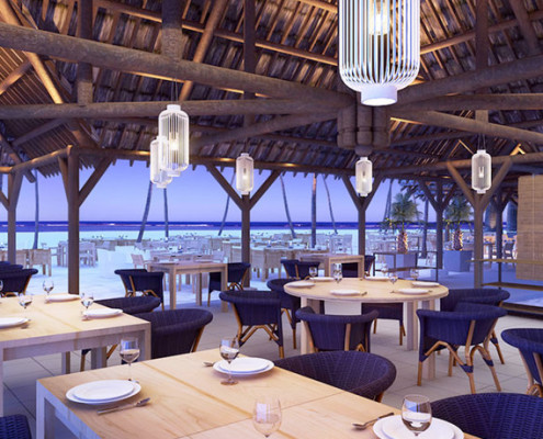 Ravenala Attitude Restaurant