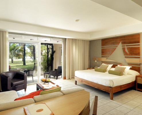 Shandrani Resort & Spa Bedroom