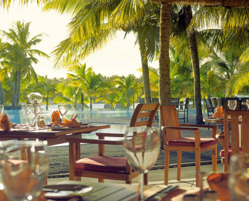 Shandrani Resort & Spa Dining