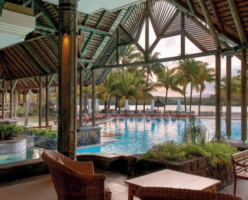 Shandrani Resort & Spa Lounge
