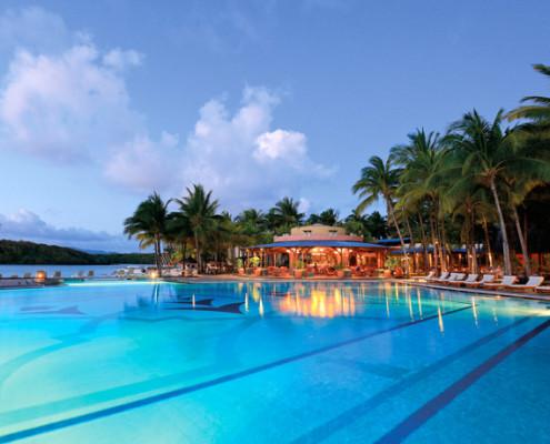 Shandrani Resort & Spa Swimming Pool