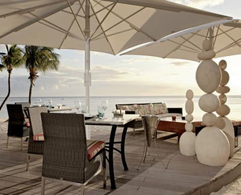 Sugar Beach Resort Deck