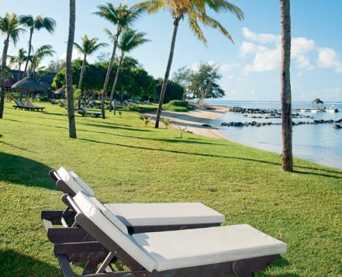 Tamassa Resort Deckchairs