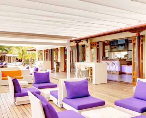 Tamassa Resort Deck