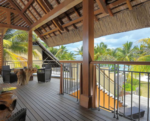 The Trou aux Biches Resort and Spa Balcony