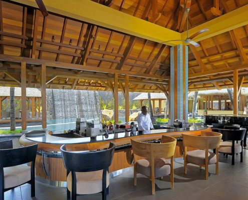 The Trou aux Biches Resort and Spa Bar