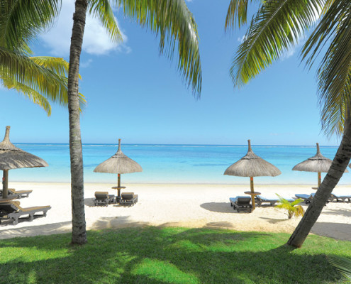 The Trou aux Biches Resort and Spa Beachfront