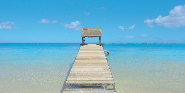 The Trou aux Biches Resort and Spa Jetty