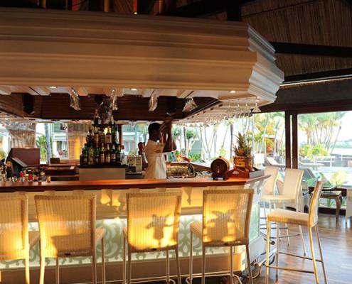 The Veranda Grand Baie Hotel and Spa Bar